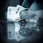 Poker AA by barneycharles