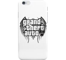 Gta V Logo iPhone Case/Skin