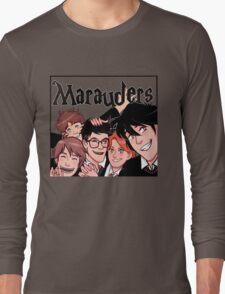 Marauders! Long Sleeve T-Shirt
