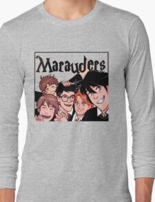 Marauders! Long Sleeve T-Shirt