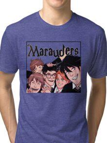 Marauders! Tri-blend T-Shirt