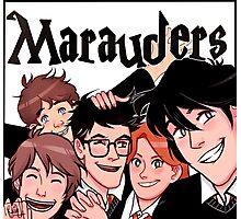Marauders! Photographic Print