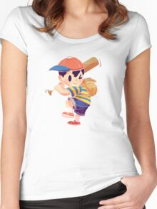 The Boy Women's Fitted Scoop T-Shirt