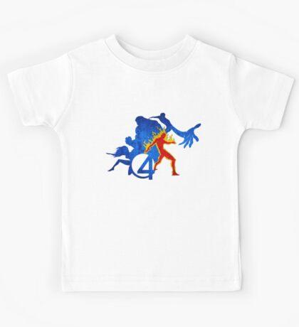 Fantastic 4 Kids Tee