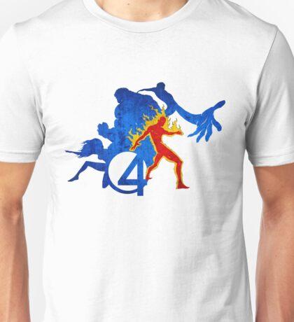 Fantastic 4 Unisex T-Shirt