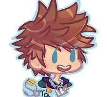 Sora by candystartrees