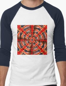UNION JACKS Men's Baseball ¾ T-Shirt