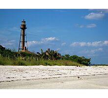 Sanibel Lighthouse Photographic Print