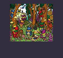 Grateful Dead Dancing Bears - Teddy Bear Picnic Unisex T-Shirt