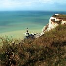 Beachy Head Lighthouse by John Dalkin