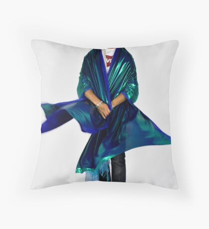 Colourful Joy Throw Pillow