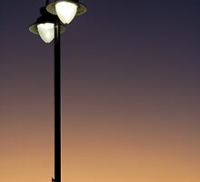 Lamp post by ShanneOng
