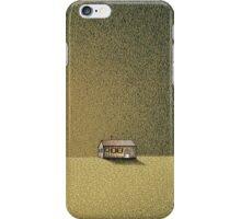 Long Narrow Home iPhone Case/Skin