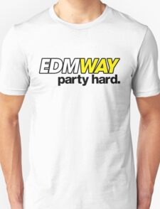 EDMWAY (special edition) Unisex T-Shirt