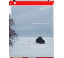 White as Snow iPad Case/Skin