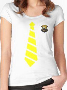 hufflepuff Women's Fitted Scoop T-Shirt
