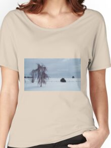 White as Snow Women's Relaxed Fit T-Shirt