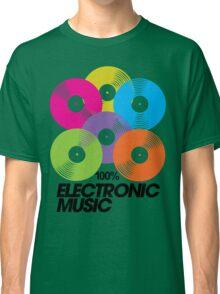 100% Electronic Music Classic T-Shirt