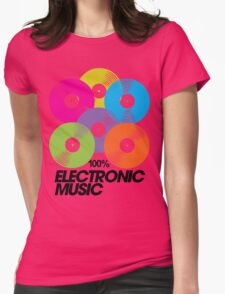 100% Electronic Music T-Shirt