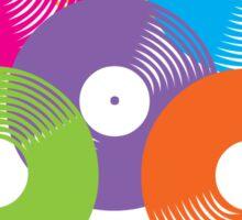 100% Electronic Music Sticker