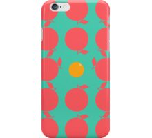 Orange and Apples  iPhone Case/Skin
