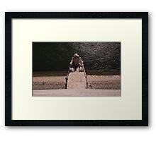 Padrão dos Descobrimentos Framed Print