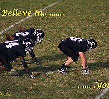 I Believe In You by DebbieCHayes