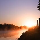 Misty morning moods... Transvaal, South Africa by Qnita