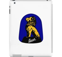 Classic Car Logos: Bean iPad Case/Skin