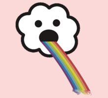 Cloud Spewing Rainbow Kids Clothes