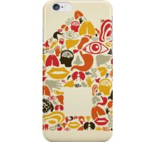 Body the house iPhone Case/Skin