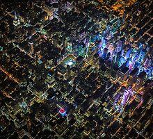 New York City At Night Pt 3 by extinctstartups