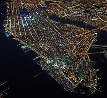New York City At Night Pt 4 by extinctstartups