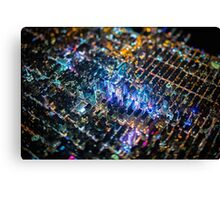 New York City At Night Pt 6 Canvas Print