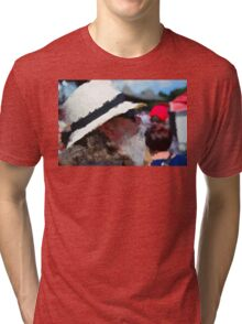 An Impression Tri-blend T-Shirt