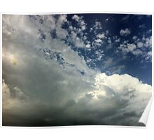 Clouds #5 Poster