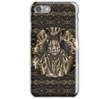 Native American Spirit Of The Bear 2 iPhone Case/Skin