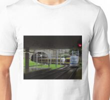 Approaching Trindade Station Unisex T-Shirt