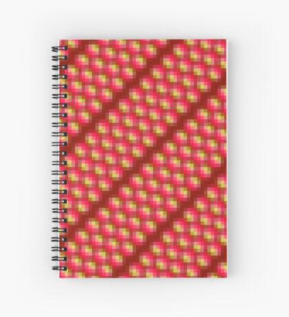 Ruby Rivers - HSE (Holistic Sensorial Experience) Spiral Notebook