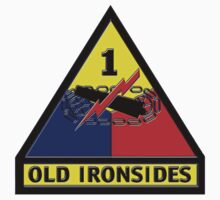 First Armored Division Logo by MGR Productions