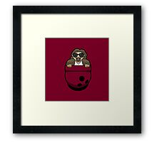 Pocket Dude (01) Framed Print