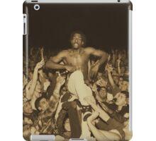 Meechy's renown - Flatbush Zombies iPad Case/Skin