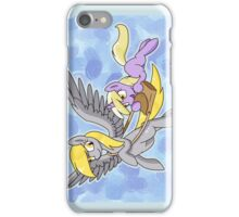 Derpy and Dinky iPhone Case/Skin