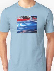 custom blue streak T-Shirt