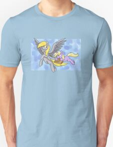 Derpy and Dinky Unisex T-Shirt