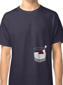 Hey, careful, man, there's a beverage here! Classic T-Shirt