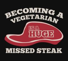 Becoming A Vegetarian Is A Huge Missed Steak by AmazingVision