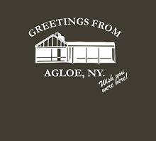 Agloe shirt – Paper Towns, general store, Margo Unisex T-Shirt