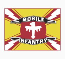 Mobile Infantry Flag by superiorgraphix