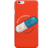 Kaneda's pill  iPhone Case/Skin